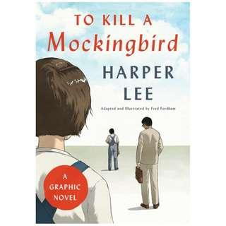 @(Brand New) To Kill a Mockingbird  [A Graphic Novel]  By: Harper Lee, Fred Fordham
