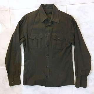Mediterranea long-sleeve shirt