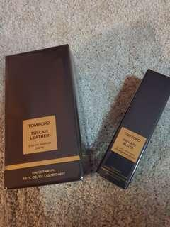 TOMFORD TUSCAN LEATHER 250ML WITH ATOMISER