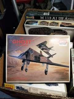 Academy 1/72 scale F-117A Stealth Fighter