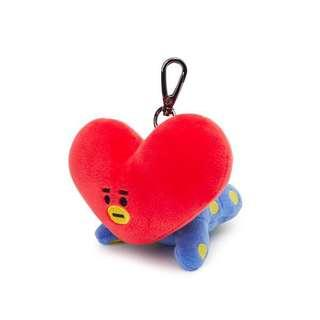 [Preorder] BT21 Soft plush lying bag charm