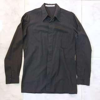 Ilario Mori long-sleeve shirt
