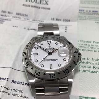 12e6a65ccd6 Rolex Explorer 2 year 1998