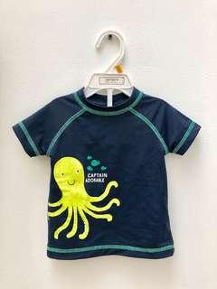 Carters baju renang bayi 9bln swim top