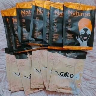 Naturgo Peel Off Mask (TAKE ALL FOR 35rb)