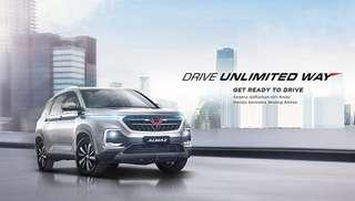 Open Indent WULING NEW ALMAZ