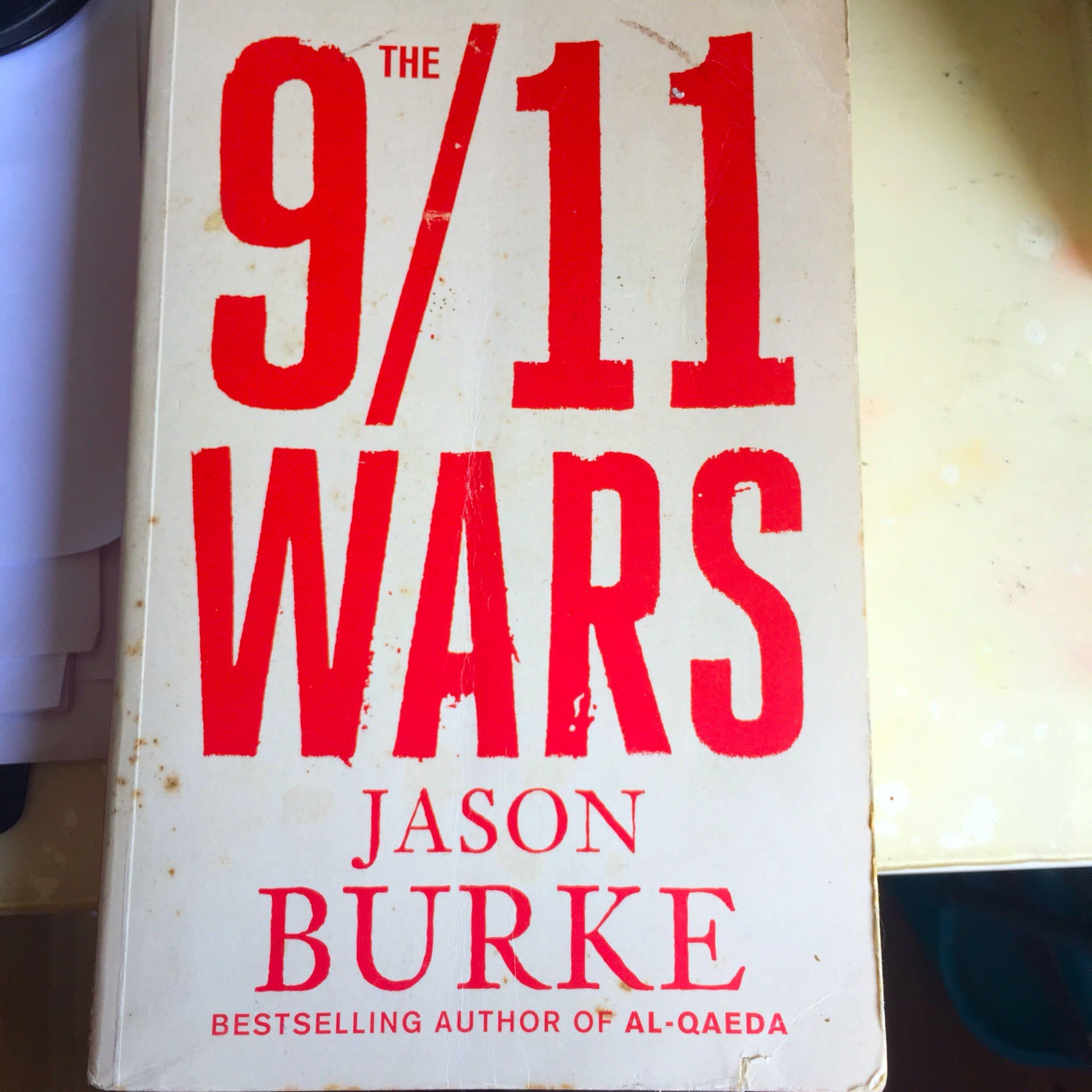 9/11 wars by Jason Burke, Books & Stationery, Non-Fiction on