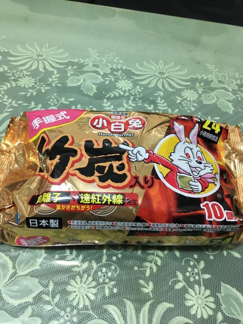 小白兔暖暖包(日本製)