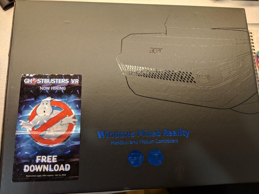 Acer Virtual Reality / Windows Mixed Reality