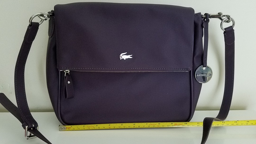 45154afdf Authentic Lacoste Sling Bags Philippines - Style Guru  Fashion ...