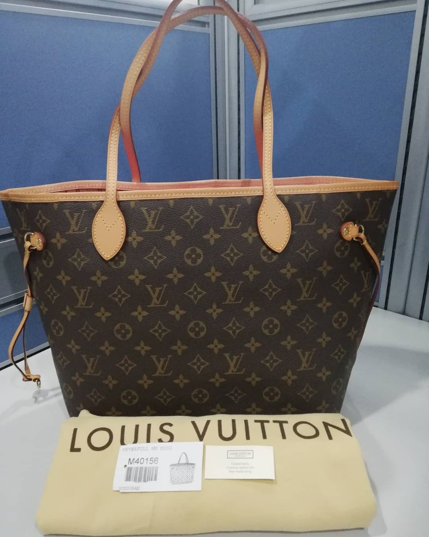 661995771484 Authentic Louis Vuitton Neverfull MM