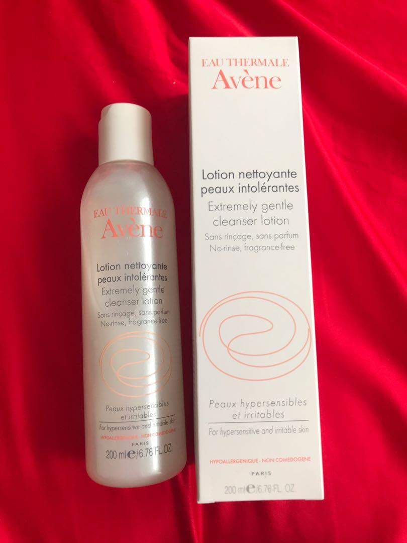 avene cleanser lotion