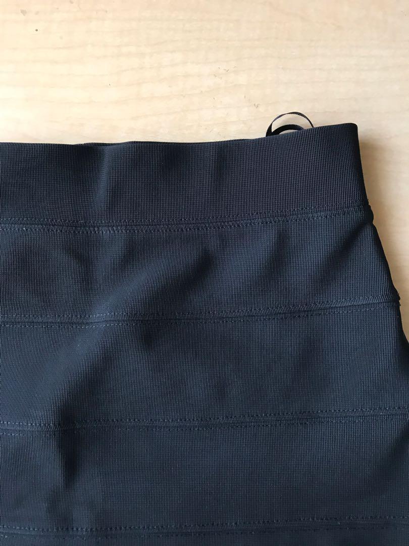 Black Skirt Bodycon