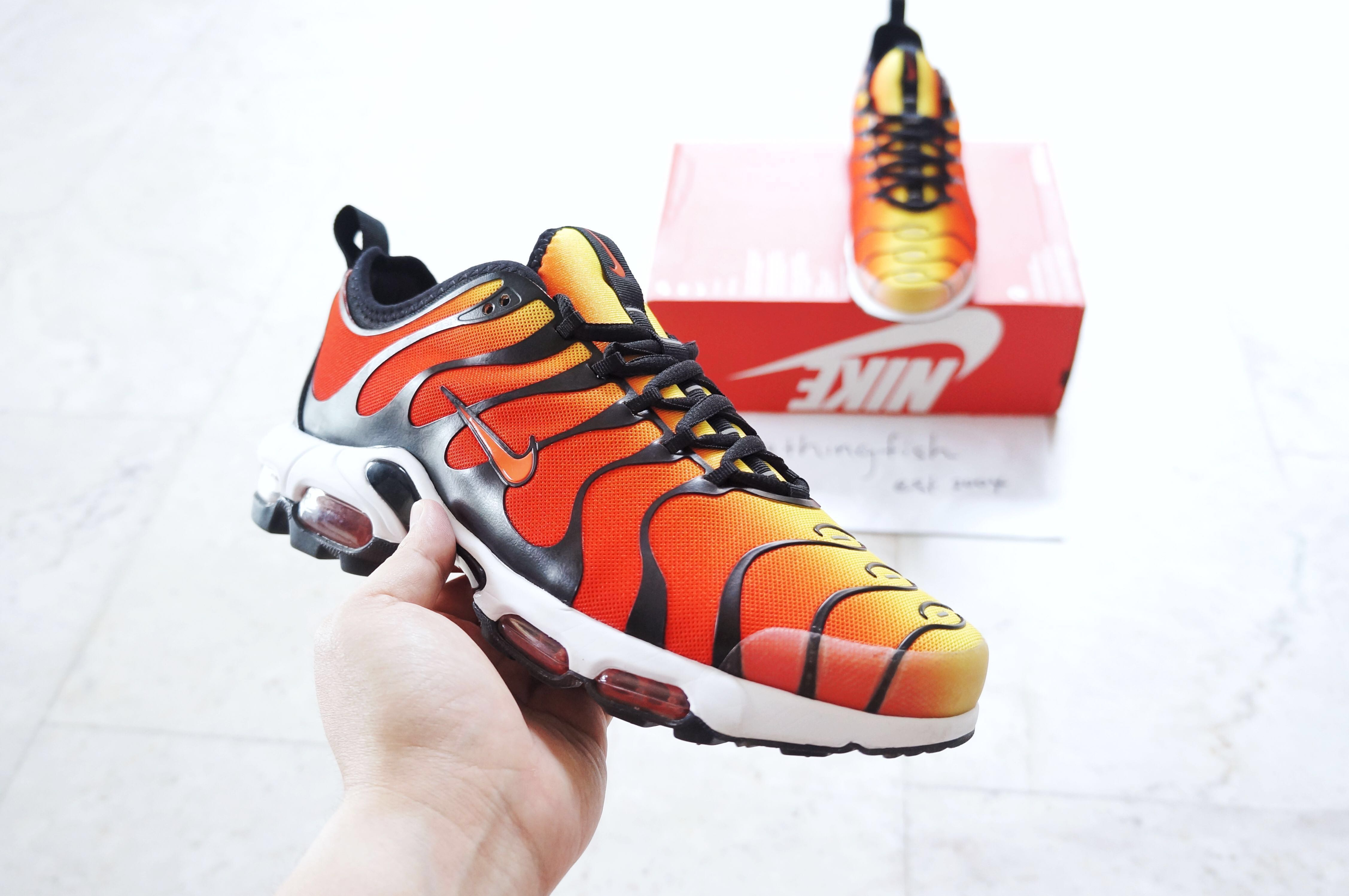 lowest price aff17 5c473 (BNIB) Nike Air Max Plus TN Ultra Tiger Men s US9   UK8, Men s Fashion,  Footwear, Sneakers on Carousell