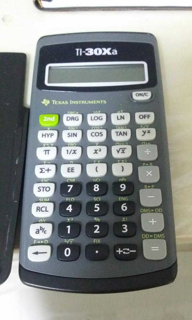 Brand new Texas instruments calculator, Electronics, Others