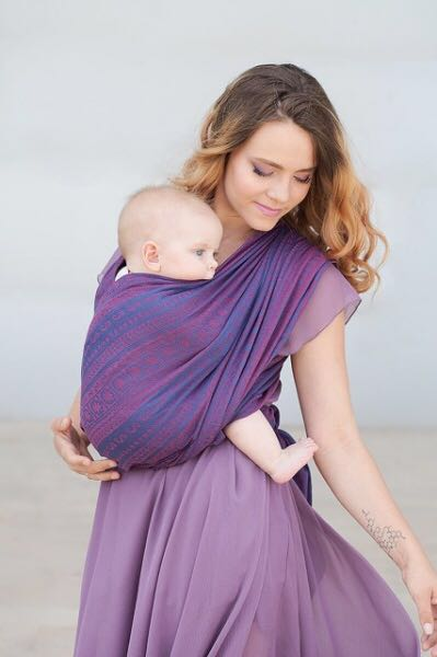 143938108c4 Ellevill Zara Barcelona size 7 baby wrap