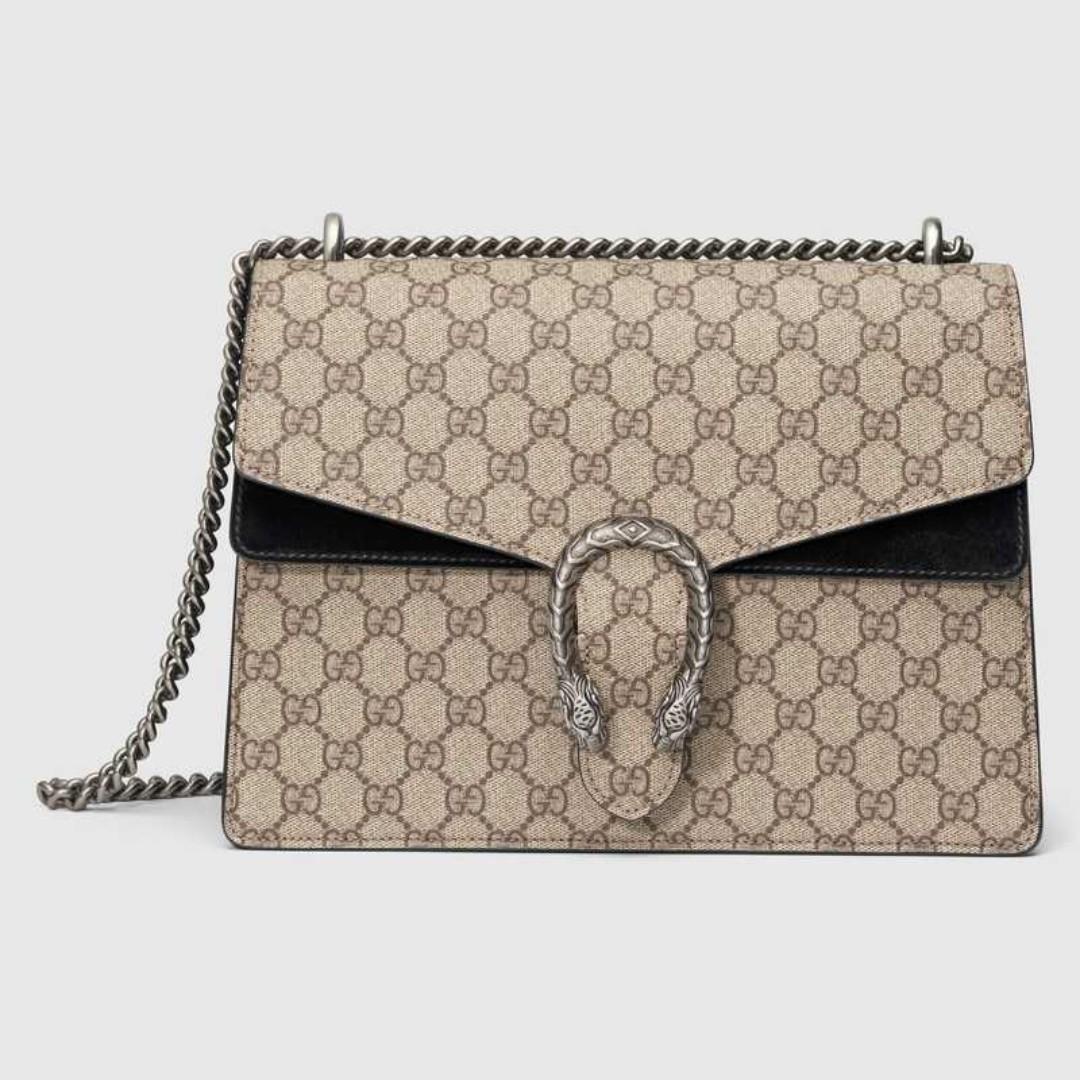 0e30cd656533 Gucci Dionysus medium GG shoulder bag, Women's Fashion, Bags ...