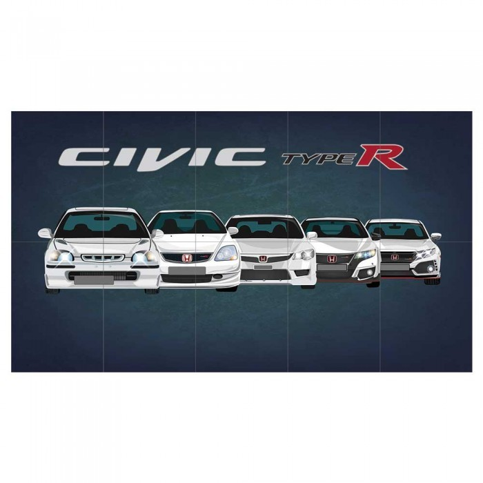 Genuine Oem Honda Civic Type R Euro R K20a All Parts And Accessories Available Genuine Japan