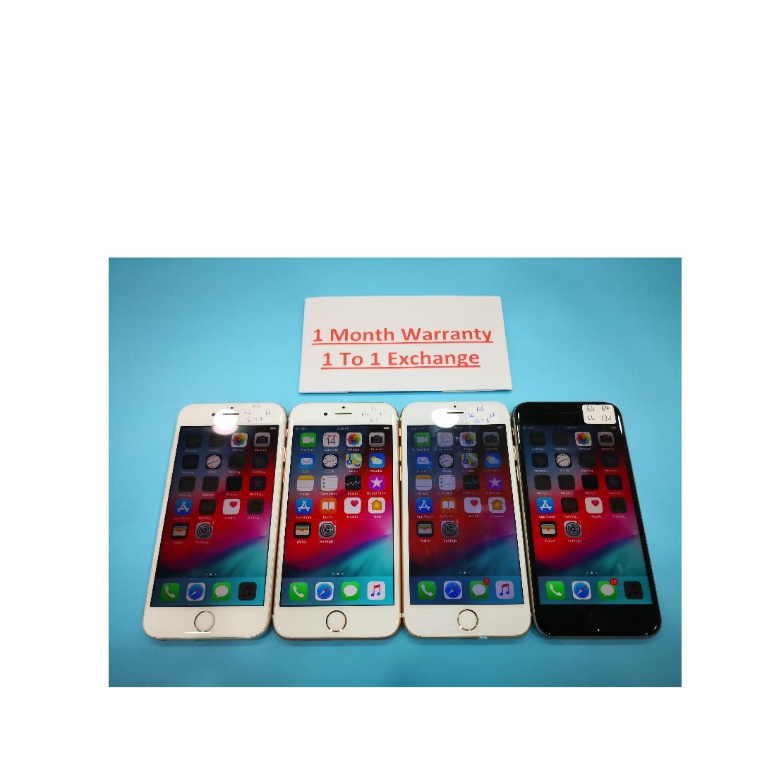 iPhone 6S 32GB Original Apple FullSet 2ndHand ed414623e5