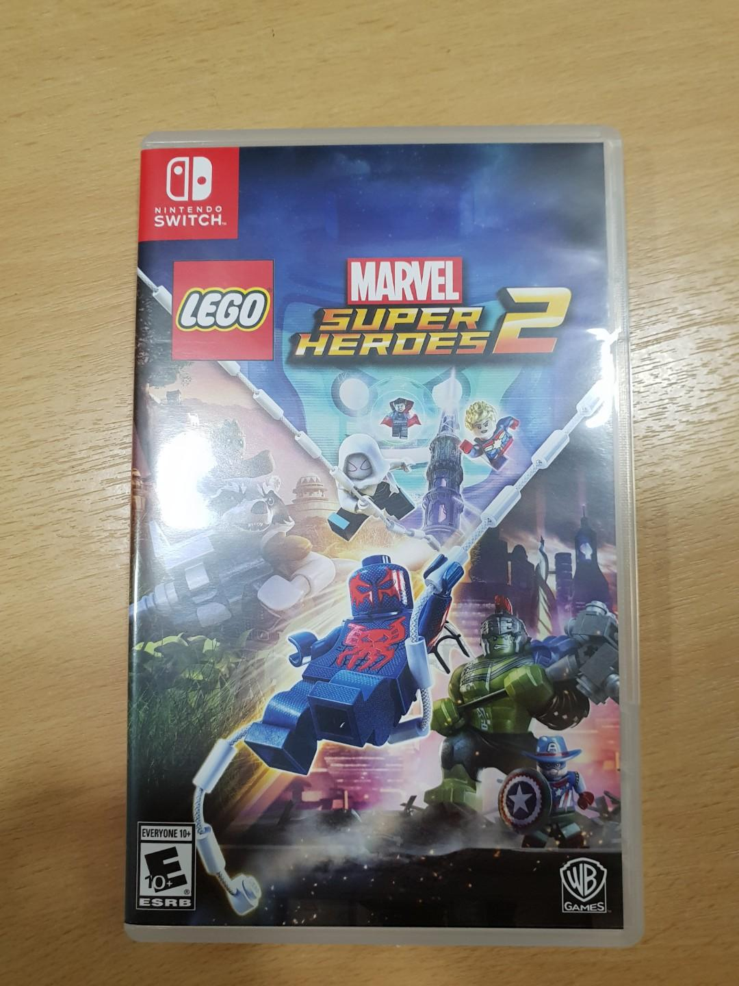 Lego marvel super heroes 2 switch on Carousell