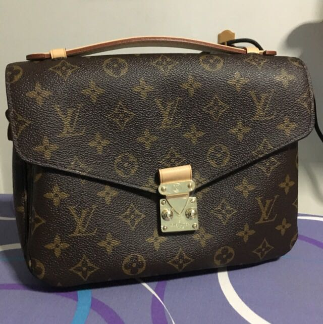 662615b09 Louis Vuitton Pochette Metis - Monogram Canvas, Women's Fashion, Bags &  Wallets, Sling Bags on Carousell