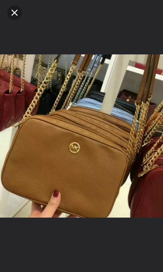 8d6d53536808 Michael Kors Fulton EW Large Crossbody, Luxury, Bags & Wallets ...