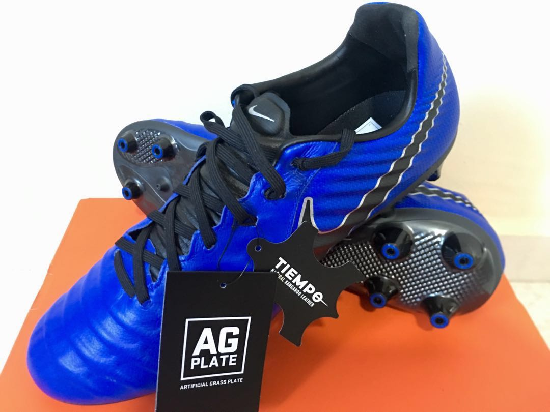 1871bb5f167 Nike Tiempo Legend 7 Pro AG-PRO Always Forward - Racer Blue Black ...