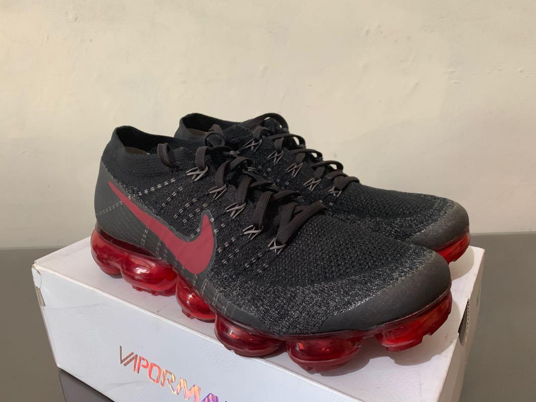 size 40 f598e 5db2f Nike Vapormax Flyknit Bred Europe Release Only Original on ...