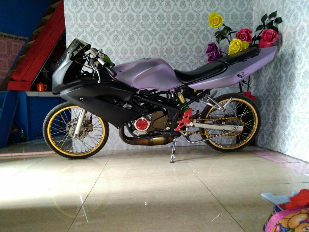 Ninja Rr Old Modif New Motorbikes On Carousell