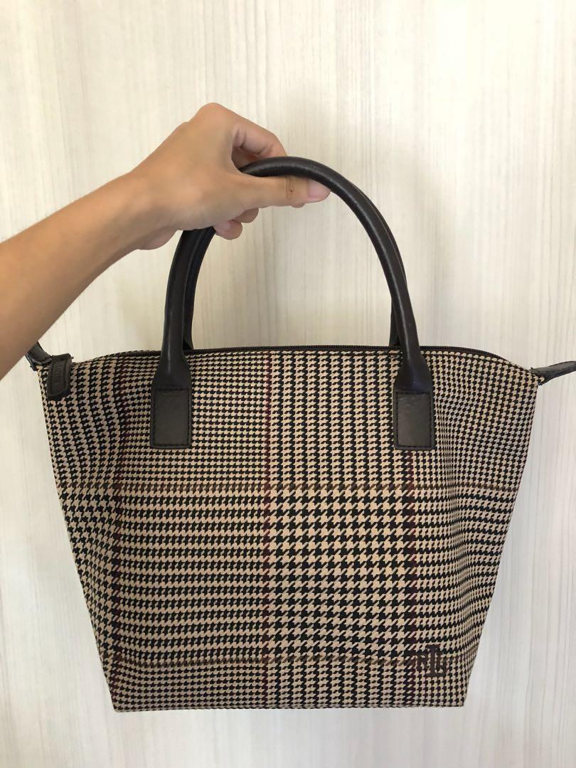 2e9509dc8dac ON SALE Authentic Ralph Lauren Handbag