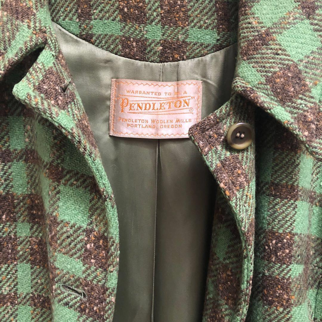 Pendleton coat - small