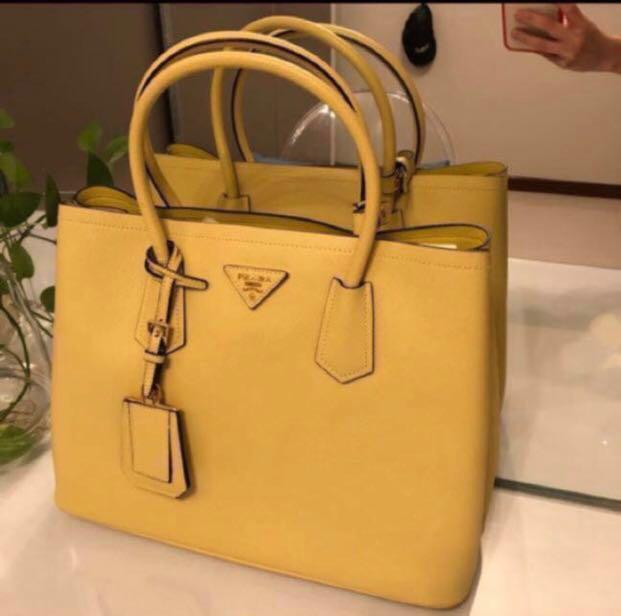 ad9ca3ed6510 Prada Saffiano Bag (Valentine s Day Price)