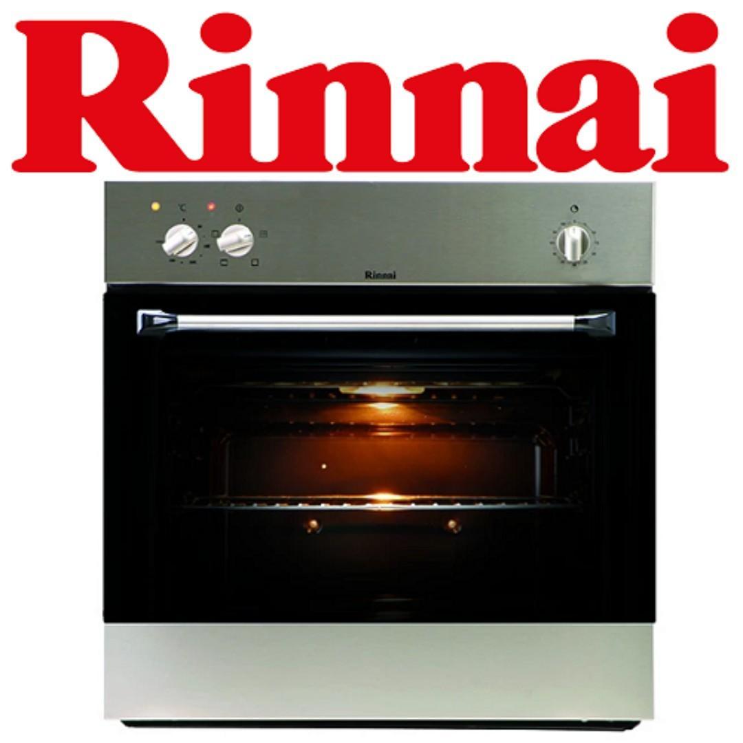 RINNAI RBO-5CSI 61L BUILT-IN OVEN