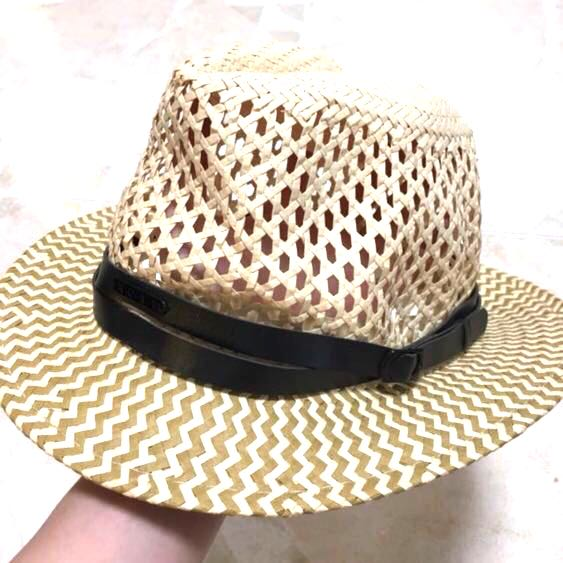 9c9dc5867f3a5 Roxy Straw fedora Hat beach summer travel billabong