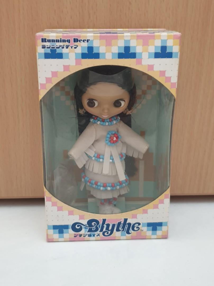 Running Deer Petite Blythe Doll MIB PBL61