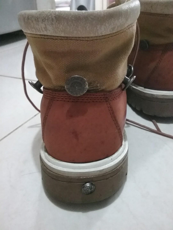 Sepatu Timberland Boots size 43 / 44 masuk