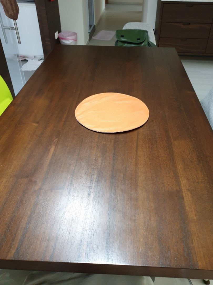 the latest 47df2 7355f Solid timber dining table
