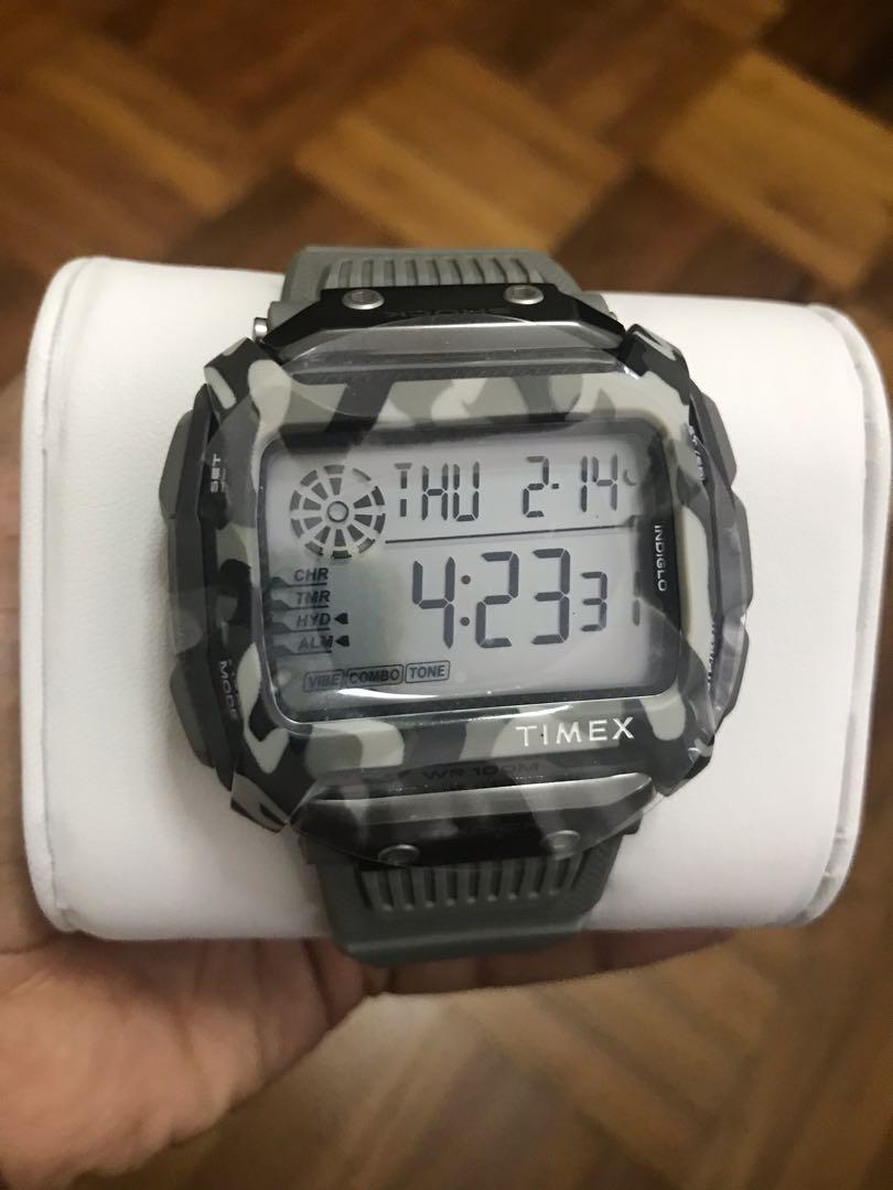 Timex watch: WR100M