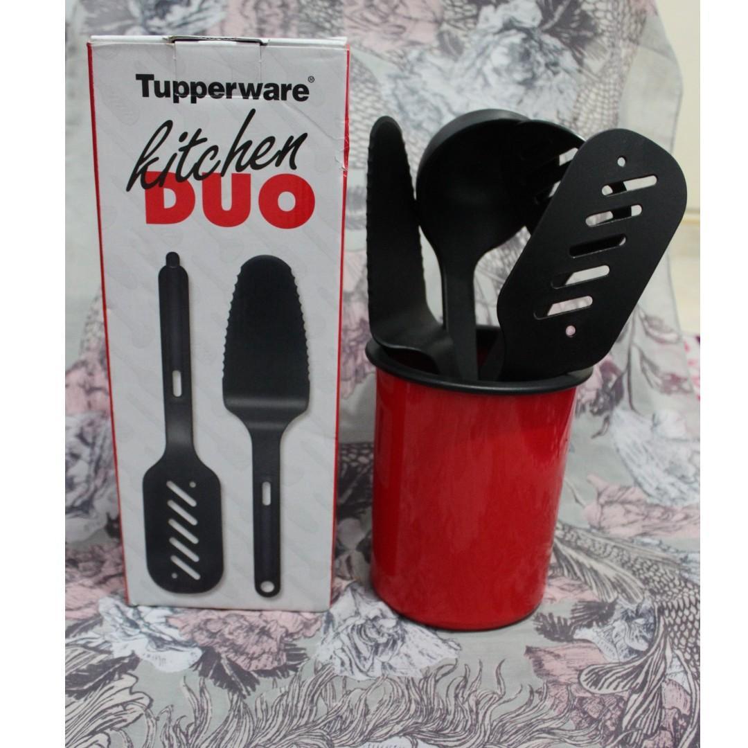 Tupperware Kitchen Duo
