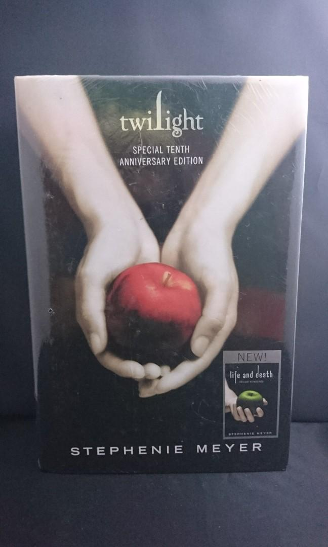 Twilight Special 10th Anniv Ed/ Life and Death Twilight Reimagined