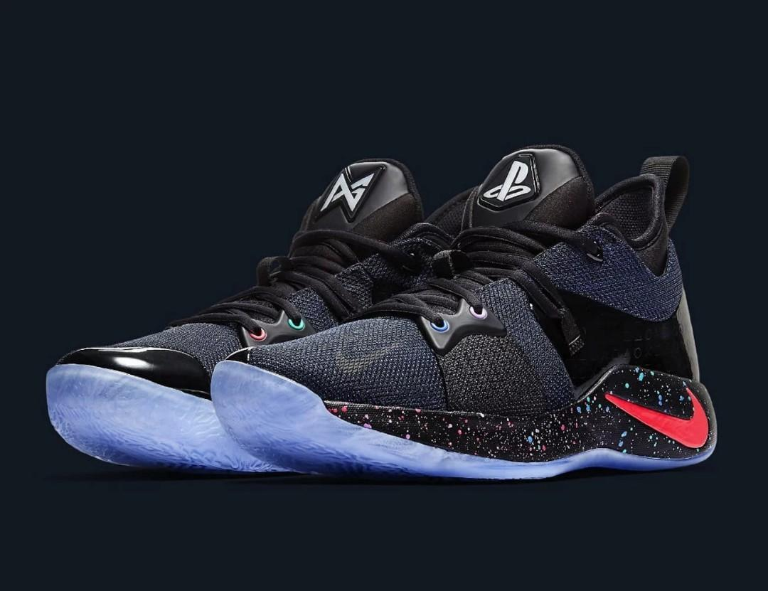 paul george playstation shoes Kevin