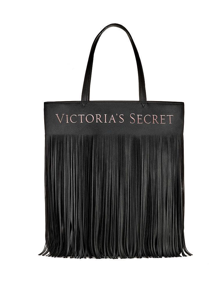 166a0a905caa Victoria secret Fringe Tore, Luxury, Bags & Wallets, Handbags on Carousell
