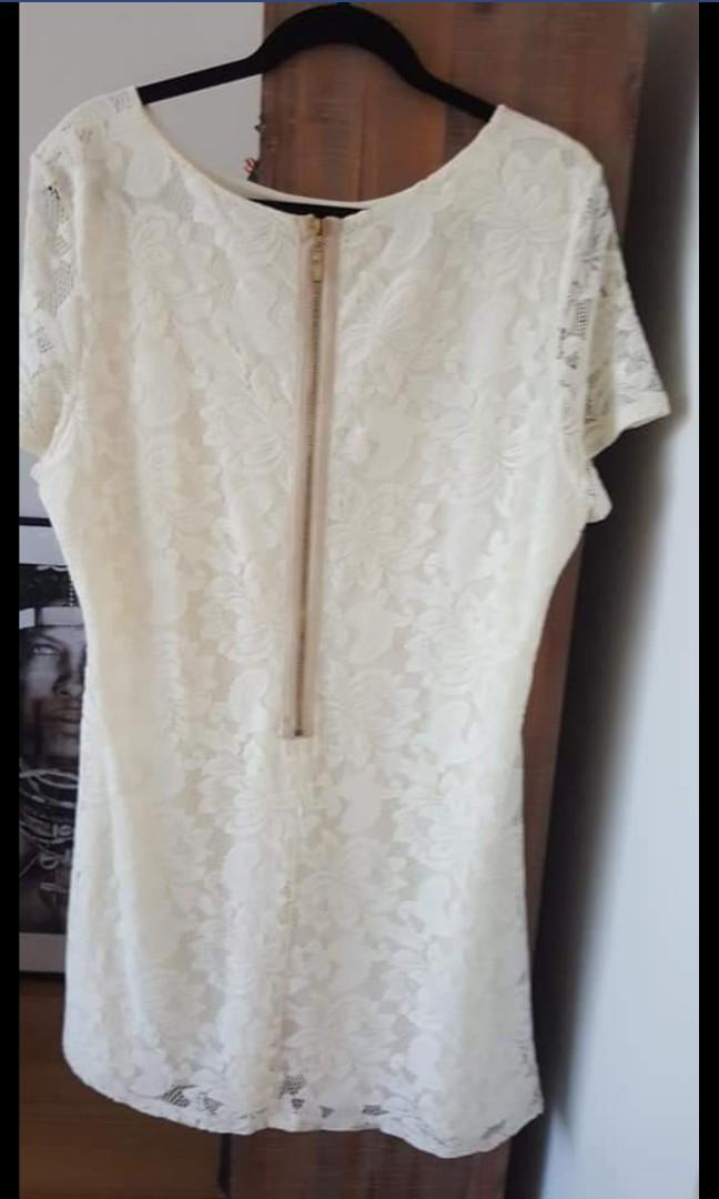 Wallis XL (suit 16) Uk brand summer dress Worn a few times - lined