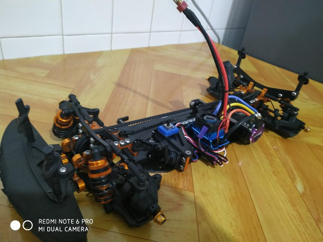 Xray T4 for Sale, Toys & Games, Others on Carousell
