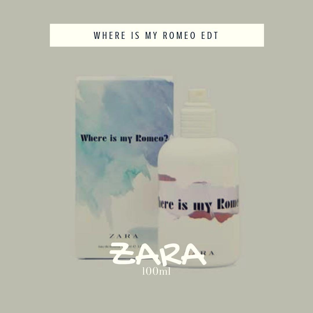 Romeo BeautyPerfumesNail Is Care Zara Where EdtHealthamp; My OkZiXTPu