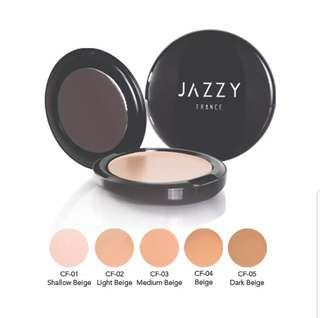Free shipping Jazzy france creme foundation