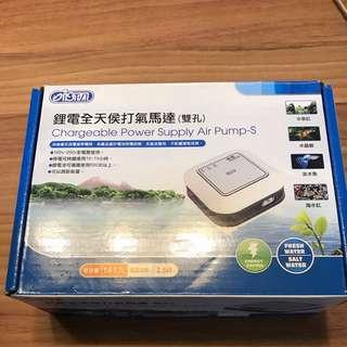 Ista Chargeable Air Pump Battery AC DC