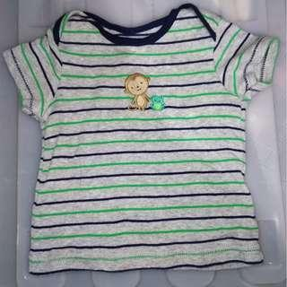 Carter's Infant Shirt [0-3 months]