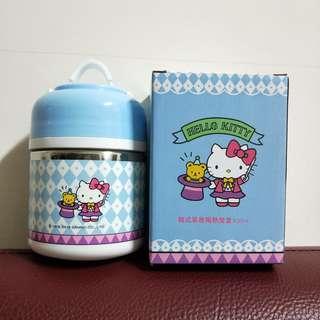 🚚 Hello Kitty 韓式單層隔熱餐盒 630ml 漢神 巨蛋 來店禮