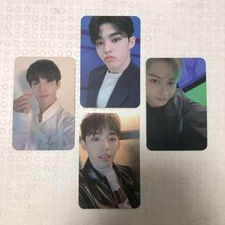 SEVENTEEN YOU MADE MY DAWN 官方小卡 official photocard
